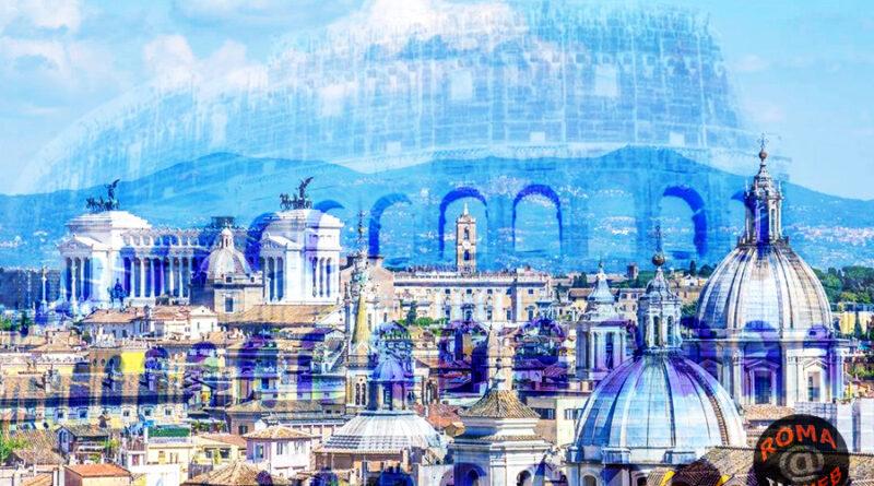 Roma Riparte (Rome Coronavirus InfoNews)