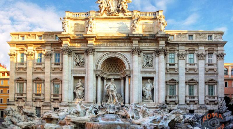 Fontana di Trevi · Roma