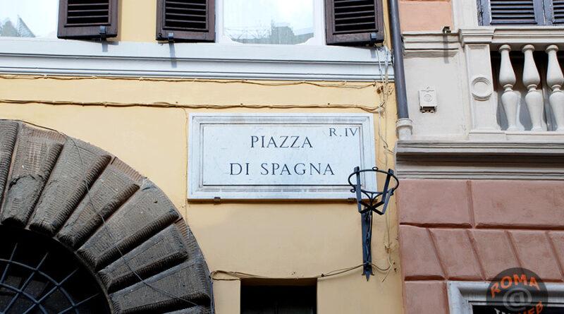 Piazza di Spagna · Roma