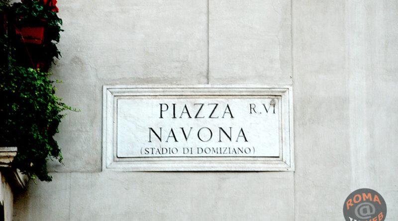 Piazza Navona · Roma