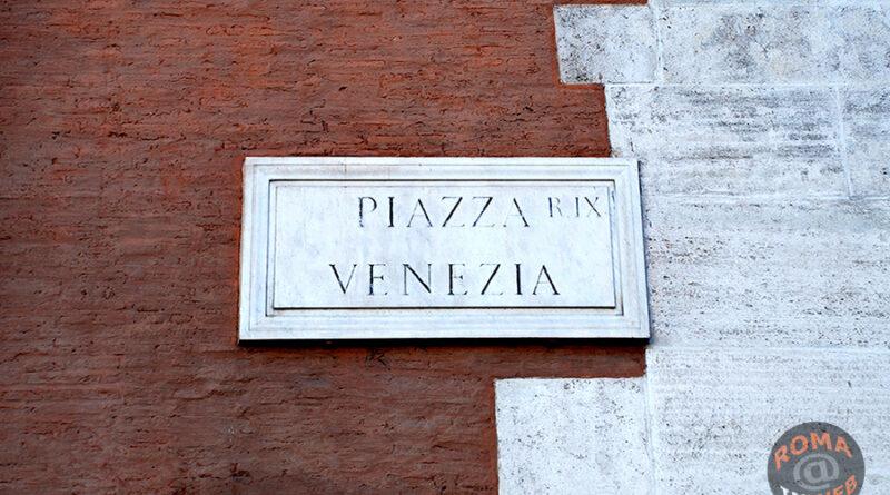 Piazza Venezia · Roma