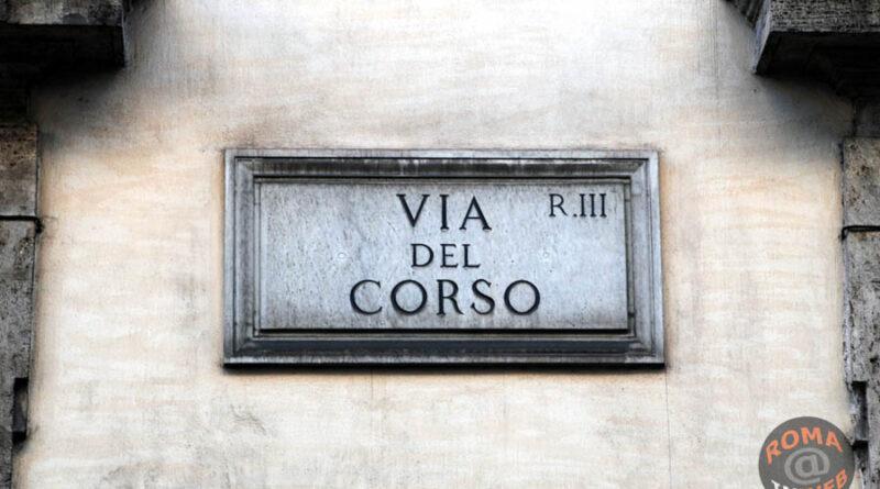 Via del Corso · Roma