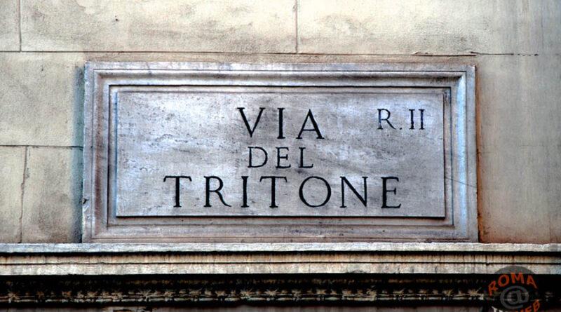 Via del Tritone · Roma