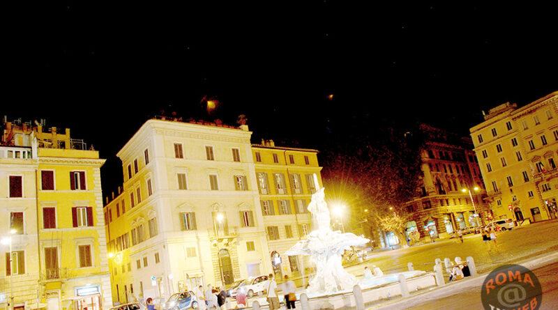 Piazza Barberini · Roma