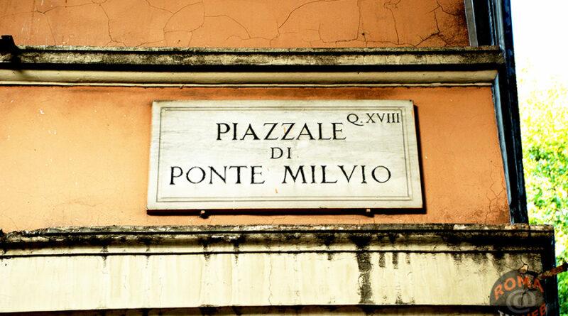 Ponte Milvio · Roma